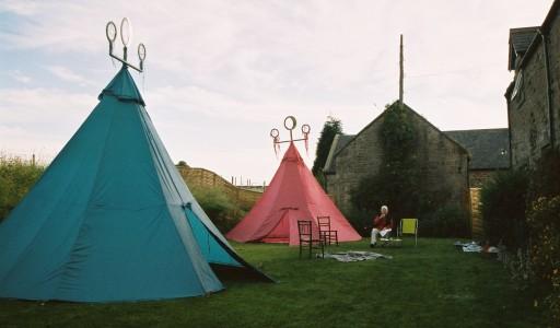 The Mamas tents